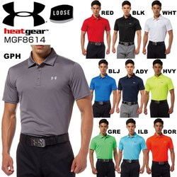 Under Armour UA MGF8614 army bent HG es Polo 2015 spring summer models Golf shirt For men
