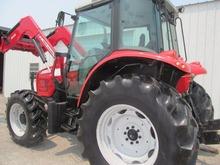 Massey Ferguson 5445 Tractor,Planter,Harvester for sale