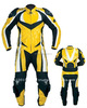 Men Motorcycle Replica Leather Racing Suit/WB-MS417