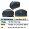 travel bag / half moon travel bag