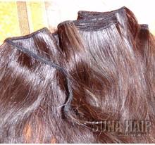 Natural Silkly Straight Hair Weaving