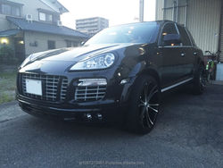 Used Porsche Cayenne Germany car at reasonable price