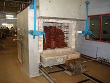 Oil Burning Furnaces,Stationary hearth furnace, Bell annealing furnace