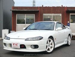 Right hand drive nissan japan car sales Silvia 1999 used car with Good Condition