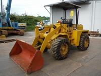 Convenient various types of used MITSUBISHI wheel loader made in Japan