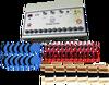 Full Body Slimming Machine 12 Channels 24 Pads LED Programs