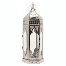 Stainless Steel Decorative Moroccan Lantern