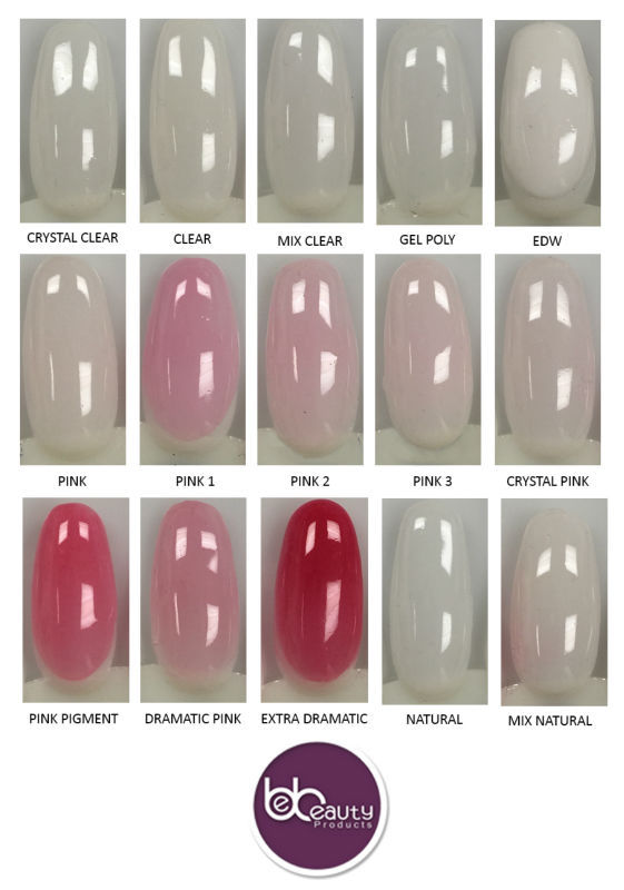 Nail Powder Acrylic Nails