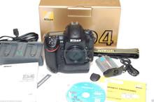 Free Shipping For New NIKON D3X/D810/D750/D610/D3S/D90/D4X/D800E/COOLPIX DIGITAL SLR Camera 2 camera 4 Lens kit
