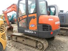 Doosan DH60-7 Crawler Excavator,with good condition and reasonable price