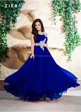 Latest ladies formal wear gown for women long online shopping designer party wear dress