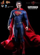 SUPERMAN - Man Of Steel: Superman 1/6th Scale Action Figure (Hot Toys) #NEW