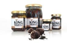 Tierra negro trufa- rey trufa italiano de la excelencia