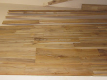 Acacia/Teak/oak wood/UV Painting/Solid Wood Flooring