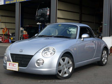 daihatsu copen 2002 Popular and Good looking used sports coupe car with Good Condition made in Japan