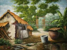 H_Top quality hot sell Vietnam painting canvas art