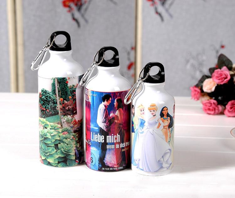 Personalised Aluminium Drink Bottles