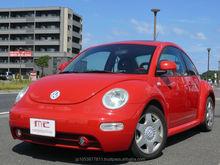 used Volkswagen new beetle left hand steering from Japan