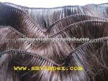 100%unprocess hair weaving