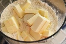 easily digestible starch for Short crust pastry