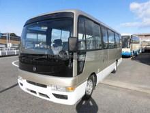 Usado Nissan civil Bus KK-BHW41 2005