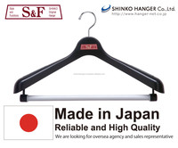 Reliable plastic buyers Coat Hanger w/rotation bar 45 at reasonable prices