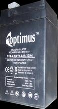 OPTIMUS Lead Acid Battery
