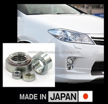 Reliable india shopping com Nishi-Seiko NC nut for major automobile brands car with multiple functions made in Japan