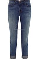 style new blue baggy boyfriend girls jeans 2015