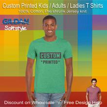 wholesale mens printed green t shirts
