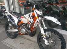 New KTM 500 EXC SIX DAYS