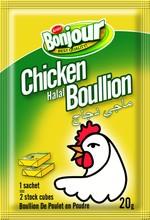 Bonjour powder Bouillon