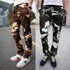 camouflage chino pants - camouflage jogger pants,cargo pants,chino pants - six pocket chinos breathable cargo pants - Mens Camo