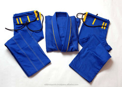 New hot sale professional quality Bjj Gis in cotton fabric from Pakistan