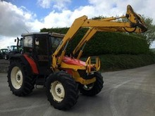 2001 SAME EXPLORER 90 TOP WITH GRAYS LYNKON 425 LOADER