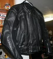 TRI-1809 Custom made Motorcycle Racing stylish jacket
