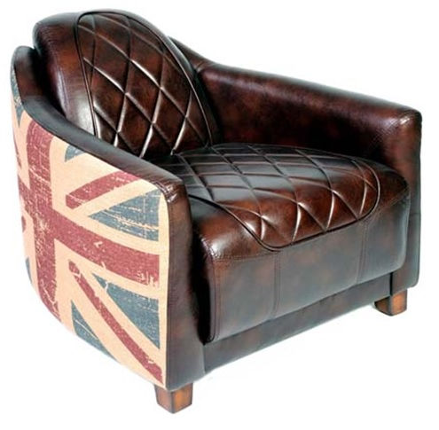 union jack leather chair,dining leather chairs,antique dining leather ...