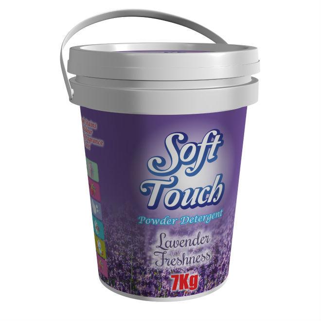 Soft Touch Lavender Powder Detergent 7 Kg - Buy Powder ...