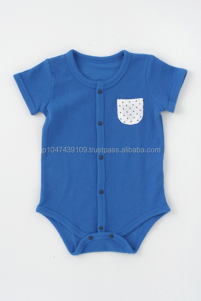 Japanese wholesale products high quality kid clothes infants wear cute