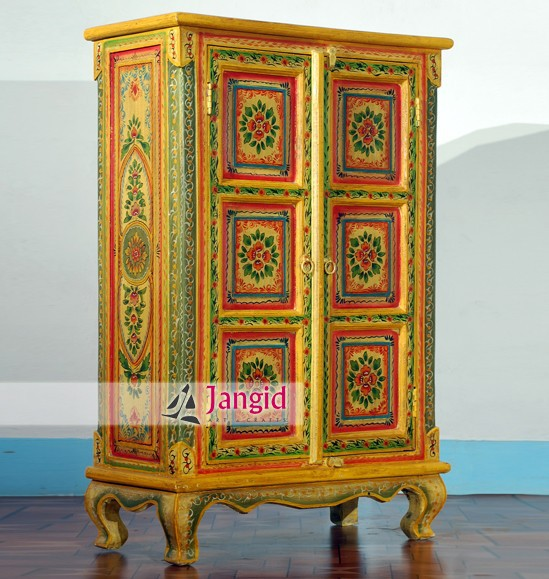Wooden Bedroom Almirah Painted Furniture Wholesale Suppliers Painted Furniture India Buy