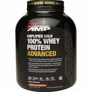 2015 For Amplified Gold 100% Whey Protein Advanced, Double Rich Chocolate, 5
