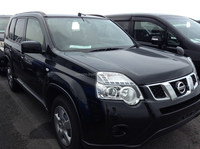 USED AUTOMOBILES FOR SALE IN JAPAN FOR NISSAN X-TRAIL 20S NT31 (HIGH QUALITY AND GOOD CONDITION)