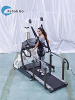 Adult Lower Legs Gait Trainer with Medical Treadmill for Physical Therapy Centre Use-Rehab-Go (GT04)