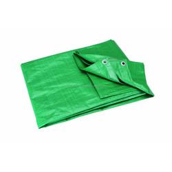 2x4m light duty Green Tarpaulin