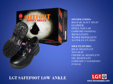 LGT SAFEFOOT SAFETY SHOES