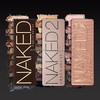 100% AUTHENTIC..... Urban ......Decay Makeup NAKED.1.2. 3 Palette Eyeshadow Makeup Set Kit Good...2015
