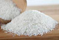desiccated coconut fine grade/ medium grade fat content 63% min