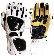 Professional High Quality Motorbike Racing Gloves, Leather Motorbike Gloves, Racer Biker Gloves, Motorcycle & Motorbike Gloves