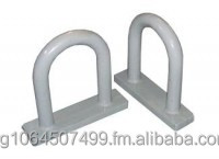 A type chain locker ring plate Marine Steel Anchor Chain Type A Hatch Eye-ring