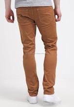 BOOM - Slim fit jeans - camel